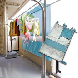 陽台遮雨舒適隔熱曬衣簾