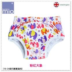 尿尿學習褲(粉紅大象)