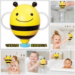 可愛動物園蜜蜂噴泉玩具